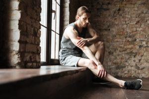 tendinopatía rotular - dolor muscular