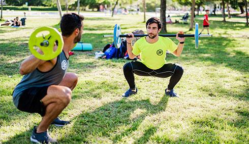 entrenamiento dirigido